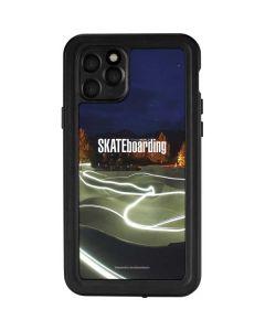 TransWorld Luminescent Skate Park Lights iPhone 11 Pro Waterproof Case