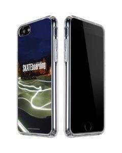 TransWorld Luminescent Skate Park Lights iPhone SE Clear Case