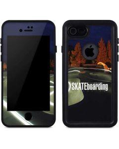 TransWorld Luminescent Skate Park Lights iPhone SE Waterproof Case