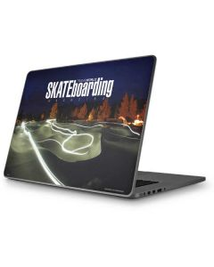 TransWorld Luminescent Skate Park Lights Apple MacBook Pro 17-inch Skin