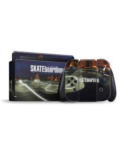 TransWorld Luminescent Skate Park Lights Nintendo Switch Bundle Skin