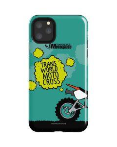 TransWorld Motocross Animated iPhone 11 Pro Max Impact Case