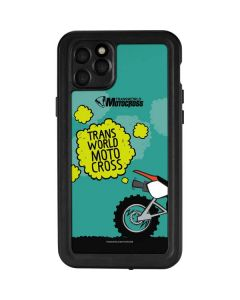 TransWorld Motocross Animated iPhone 11 Pro Max Waterproof Case
