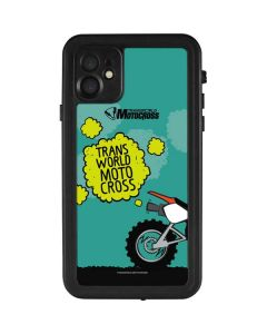TransWorld Motocross Animated iPhone 11 Waterproof Case