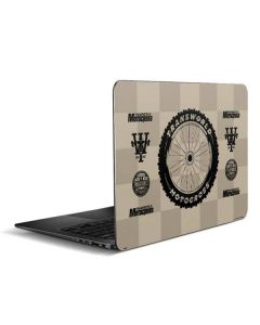TransWorld Motocross Checkered Pattern Zenbook UX305FA 13.3in Skin