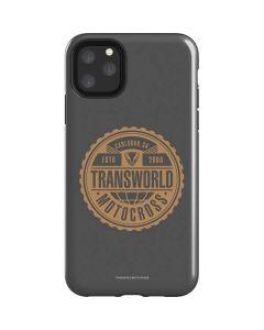 TransWorld Motocross Established 2000 iPhone 11 Pro Max Impact Case