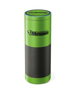 TransWorld Motocross Green Logo Amazon Echo Skin