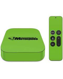 TransWorld Motocross Green Logo Apple TV Skin