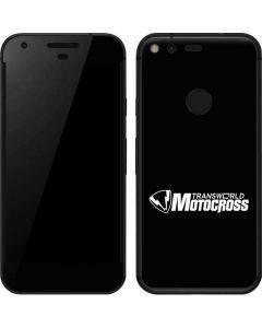 TransWorld Motocross Logo Google Pixel Skin