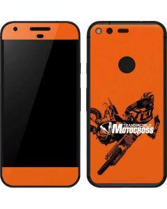 TransWorld Motocross Magazine Google Pixel Skin