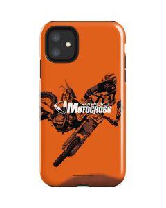 TransWorld Motocross Magazine iPhone 11 Impact Case