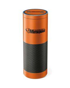 TransWorld Motocross Orange Logo Amazon Echo Skin