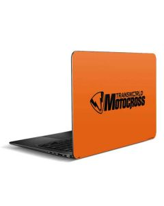 TransWorld Motocross Orange Logo Zenbook UX305FA 13.3in Skin