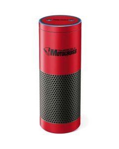 TransWorld Motocross Red Logo Amazon Echo Skin