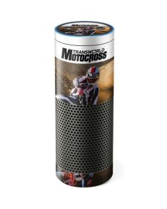 TransWorld Motocross Rider Amazon Echo Skin