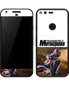 TransWorld Motocross Rider Google Pixel Skin