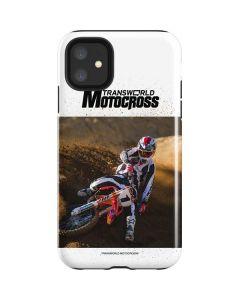 TransWorld Motocross Rider iPhone 11 Impact Case