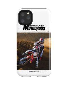 TransWorld Motocross Rider iPhone 11 Pro Max Impact Case