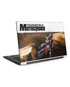 TransWorld Motocross Rider Dell Latitude Skin
