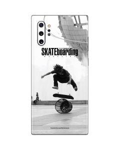 TransWorld SKATEboarding Black and White Galaxy Note 10 Plus Skin