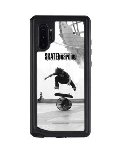 TransWorld SKATEboarding Black and White Galaxy Note 10 Plus Waterproof Case