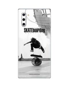 TransWorld SKATEboarding Black and White Galaxy Note 10 Skin