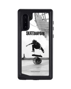 TransWorld SKATEboarding Black and White Galaxy Note 10 Waterproof Case