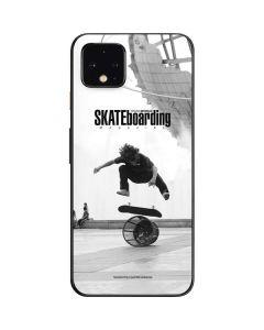 TransWorld SKATEboarding Black and White Google Pixel 4 Skin