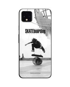 TransWorld SKATEboarding Black and White Google Pixel 4 XL Skin