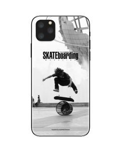 TransWorld SKATEboarding Black and White iPhone 11 Pro Max Skin