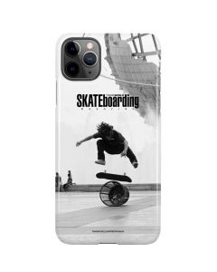 TransWorld SKATEboarding Black and White iPhone 11 Pro Max Lite Case