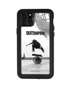 TransWorld SKATEboarding Black and White iPhone 11 Pro Max Waterproof Case