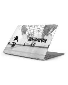TransWorld SKATEboarding Black and White Apple MacBook Pro 16-inch Skin