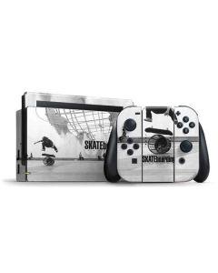 TransWorld SKATEboarding Black and White Nintendo Switch Bundle Skin
