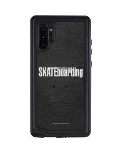 TransWorld SKATEboarding Galaxy Note 10 Plus Waterproof Case