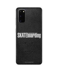 TransWorld SKATEboarding Galaxy S20 Skin