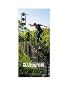 TransWorld SKATEboarding Grind Galaxy Note 10 Skin