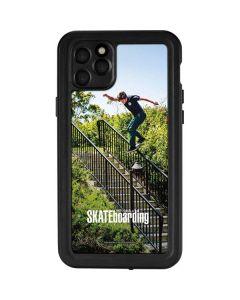 TransWorld SKATEboarding Grind iPhone 11 Pro Max Waterproof Case