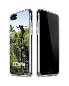 TransWorld SKATEboarding Grind iPhone SE Clear Case