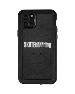 TransWorld SKATEboarding iPhone 11 Pro Max Waterproof Case