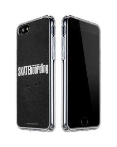 TransWorld SKATEboarding iPhone SE Clear Case