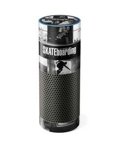 TransWorld SKATEboarding Magazine Amazon Echo Skin