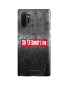TransWorld SKATEboarding Magazine Chalkboard Galaxy Note 10 Plus Pro Case