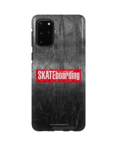 TransWorld SKATEboarding Magazine Chalkboard Galaxy S20 Plus Pro Case