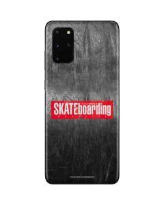 TransWorld SKATEboarding Magazine Chalkboard Galaxy S20 Plus Skin