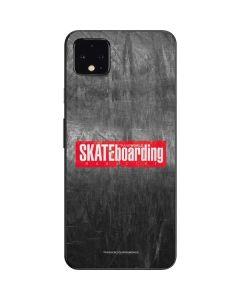 TransWorld SKATEboarding Magazine Chalkboard Google Pixel 4 XL Skin