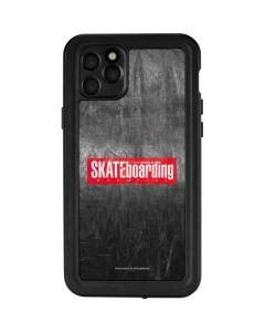 TransWorld SKATEboarding Magazine Chalkboard iPhone 11 Pro Max Waterproof Case