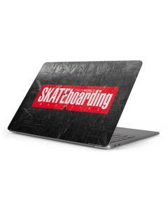 TransWorld SKATEboarding Magazine Chalkboard Apple MacBook Pro 16-inch Skin