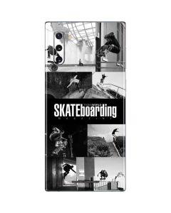 TransWorld SKATEboarding Magazine Galaxy Note 10 Skin