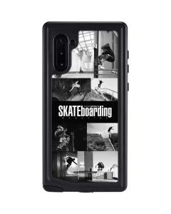 TransWorld SKATEboarding Magazine Galaxy Note 10 Waterproof Case
